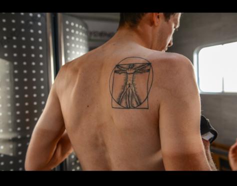Bare tattoo 2