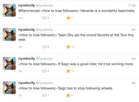 Fans followers 2