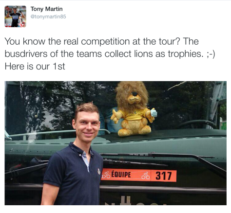 Martin lion 1a