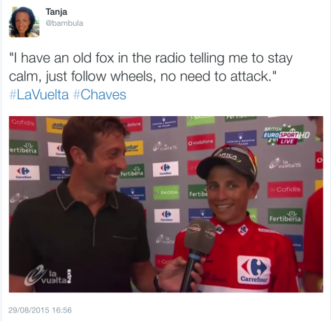 Chaves interview 1