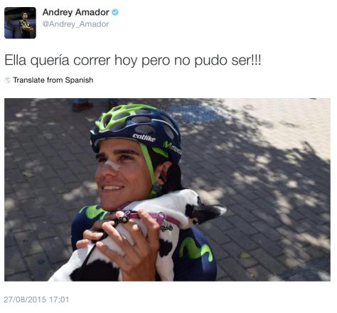 G Amador