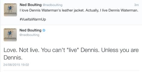 G Live Dennis