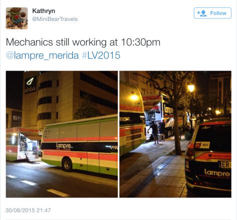 G Mechanics late