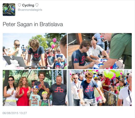 G Sagan Bratislava