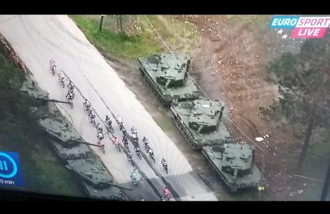 Tanks v Tractors 1a