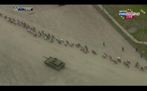 Tanks v Tractors 2a