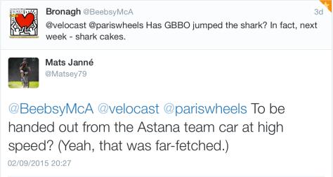 G Shark cakes