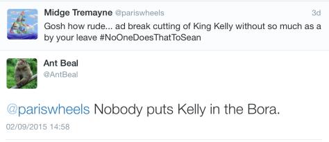 Kelly bora
