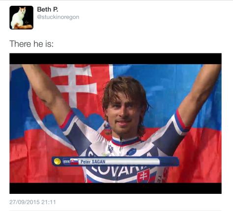 Sagan podium 1