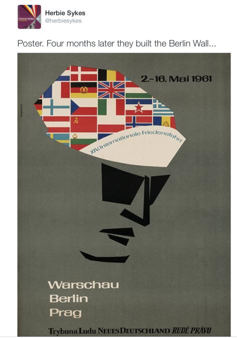 G Herbie poster