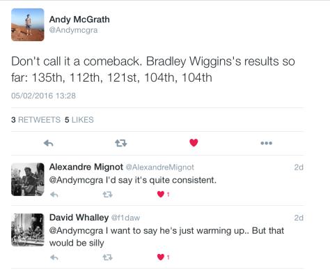 DT Wiggins comeback