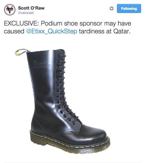 Etixx Qatar shoes boots
