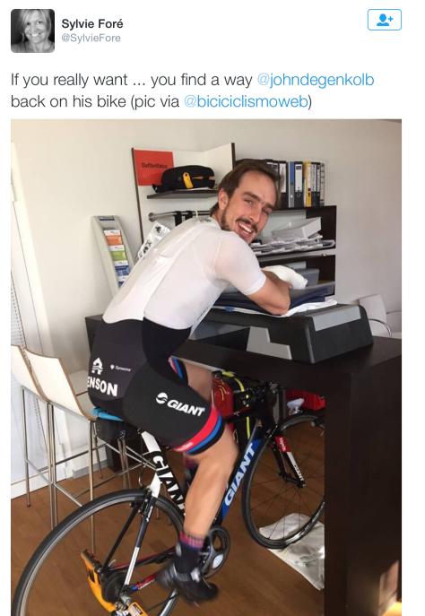 G Degs bike