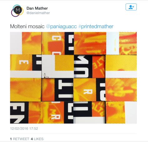 G Molteni mosaic