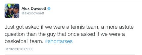 G tennis team