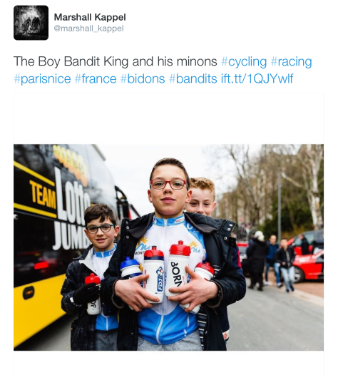 G Bandit king