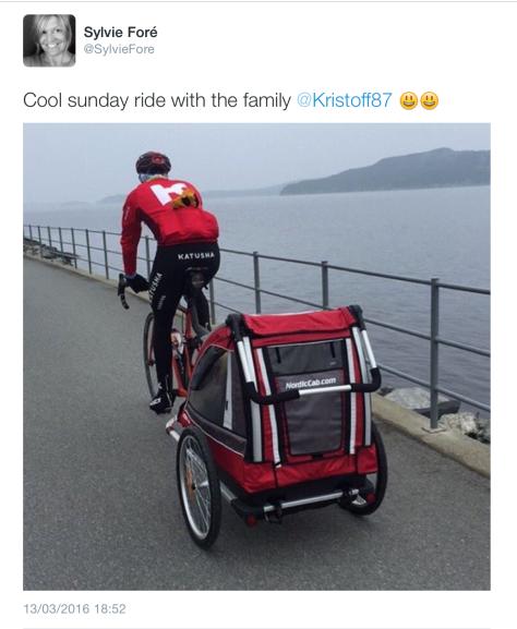 G Kristoff family
