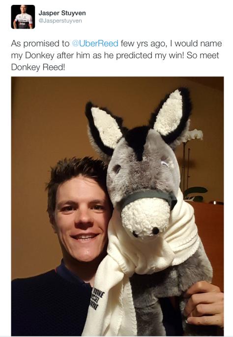 G Stuyven donkey