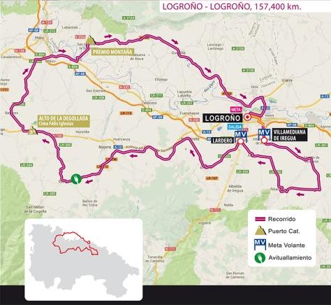 Map Rioja
