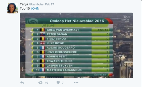 OHN Stuyven top ten 1