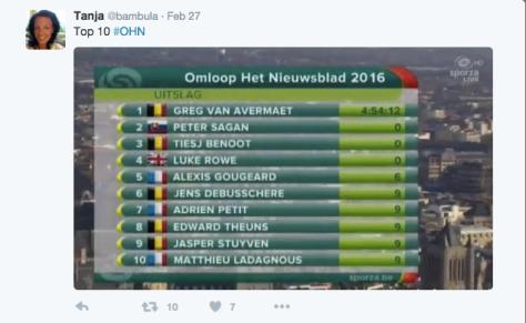OHN Stuyven top ten 1