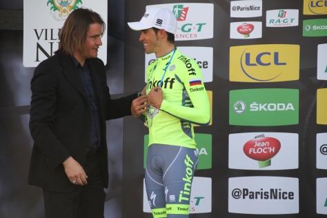 Jose Cobos, Adjoint de Sport, consoles Contador