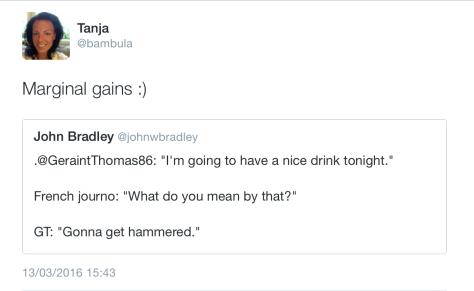 PN Thomas drunk