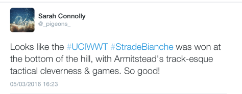 SBW Armitstead 1