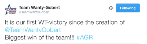 AGR Team Wanty Gobert