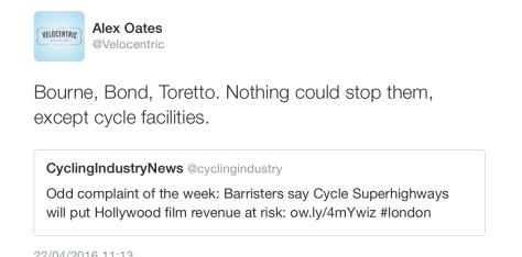 G cycle lanes