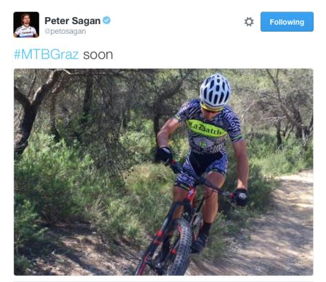 G Sagan MTB