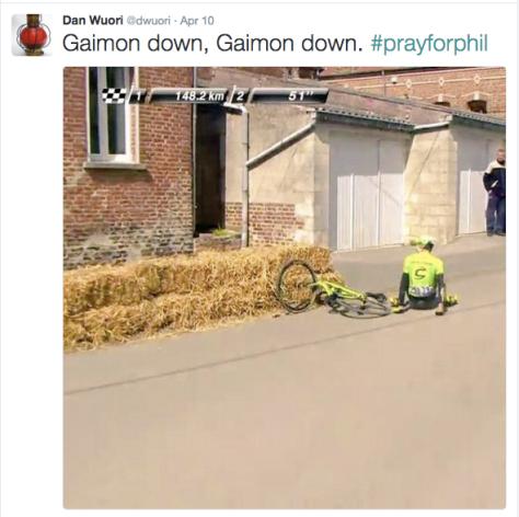 Gaimon down