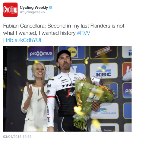 RVV after Fabs history