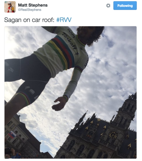 RVV after Sagan 2