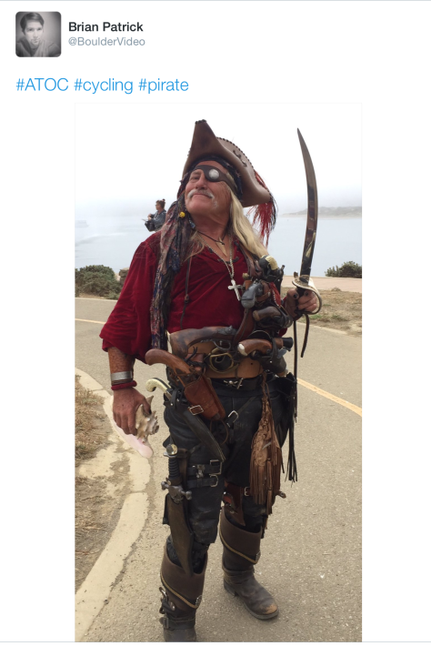 ATOC pirate
