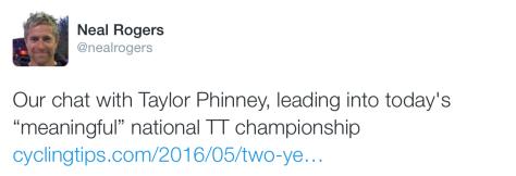 G Phinney 1