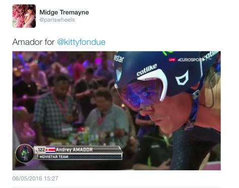 Giro Amador TT