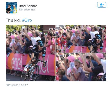 Giro fans 5