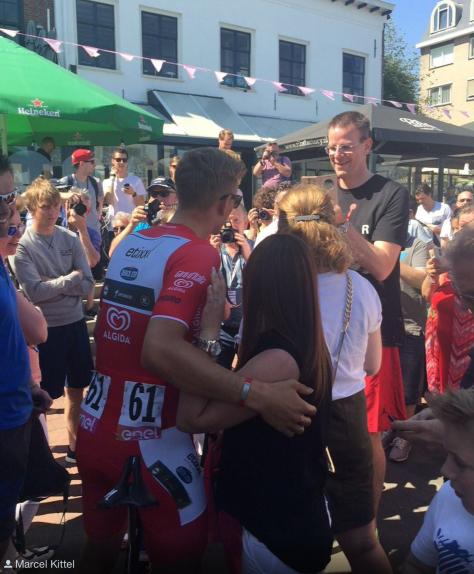 Giro fans Kittel 2