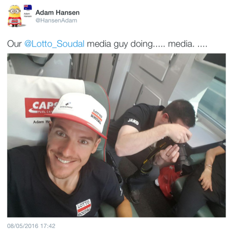 Giro Hansen 3