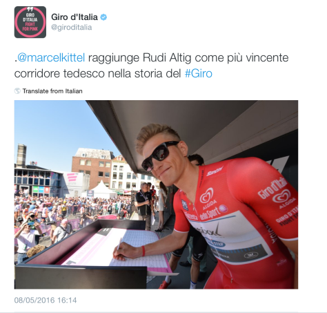 Giro Kittel red 4