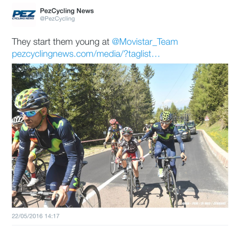 Giro Movistar 1