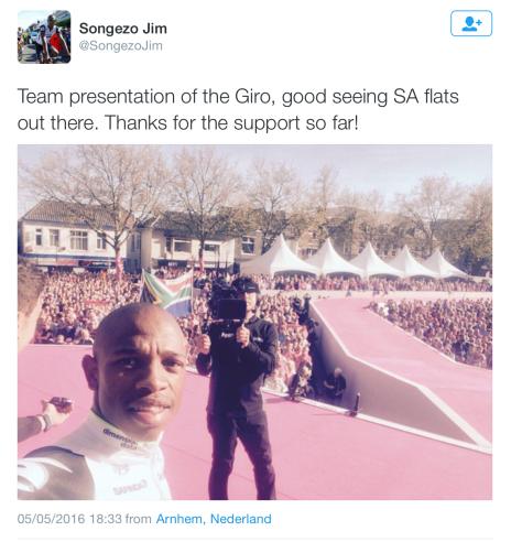 Giro SA flags