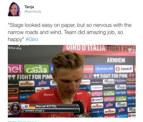 Giro St3 Kittel easy