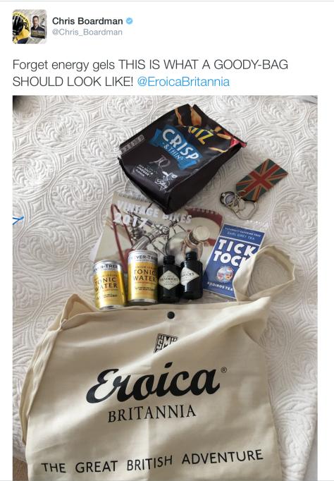 Best goody bag