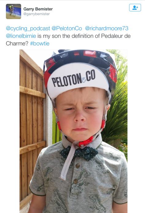 G pensive child