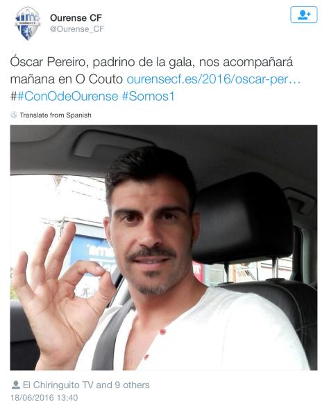 G Pereiro