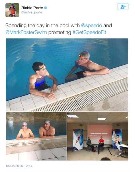 G Porte swim 2