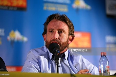 Cycling: 103rd Tour de France 2016 / PC Team Orica GreenEdge Matthew WHITE (AUS) Team Manager / Press Conference Team ORICA GREENEDGE (AUS) / TDF / © Tim De Waele