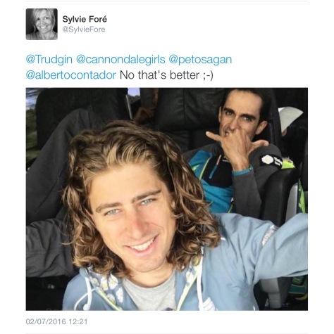 Sagan hair 2